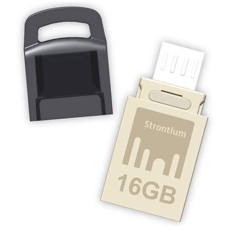Mgpollex Usb Flashdiskflash Drive 64gb Strontium strontium nitro otg usb flash drive 16gb sr16gsbotg1 black jakartanotebook
