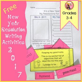 new year writing activities 505 best teaching printables and lessons images on