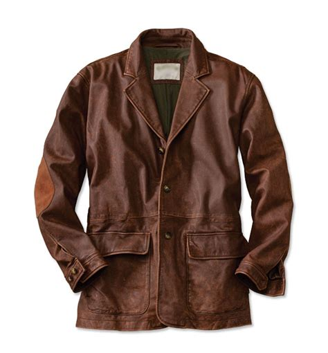 brown leather jacket barito brown leather jacket leather4sure brown bomber