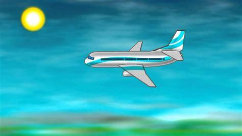 film cartoon jet short jet flight 2d cartoon animation made with toon boom