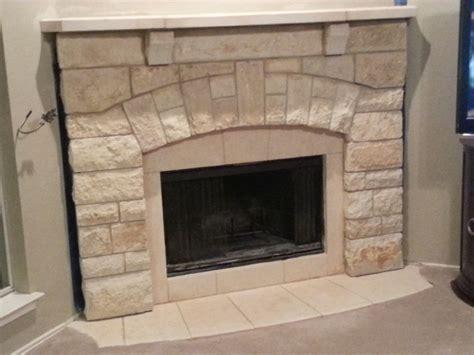 fireplace store dallas chopped limestone fireplace mantel traditional