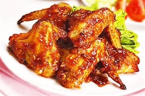 Ayam Panggang Madu resep rendang aneka kreasi resep masakan indonesia caroldoey
