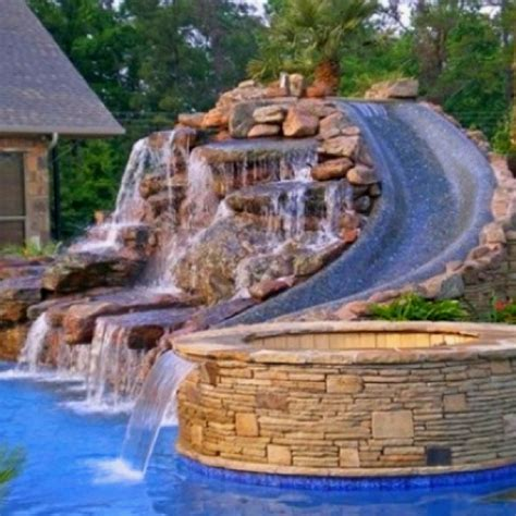 Amazing Backyard Home Pinterest Amazing Backyards With Pools