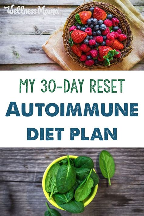 Autoimmune Detox Diet by 25 Best Ideas About Reset Diet On