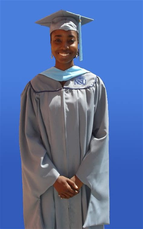 Chaminade Mba Cap And Gown Colors by Nsu Commencement Frequently Asked Questions About Regalia