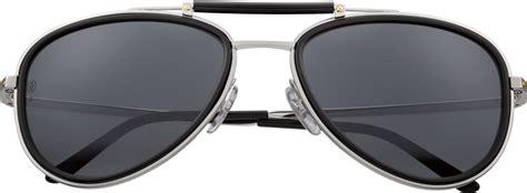 küchen gläser und kanister cresw00200 santos de cartier sonnenbrille metall