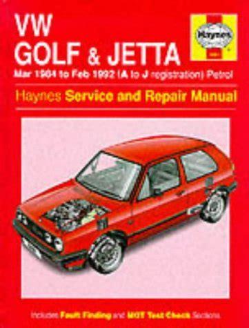 vw golf gti jetta haynes repair manual for 1993 thru 1998 and vw cabrio 1995 thru 2002 with volkswagen golf and jetta 84 to 92 service and repair manual haynes service and repair
