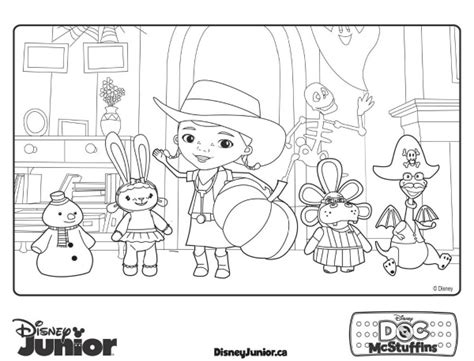disney coloring pages doc mcstuffins 8 best images of disney doc mcstuffins coloring printables