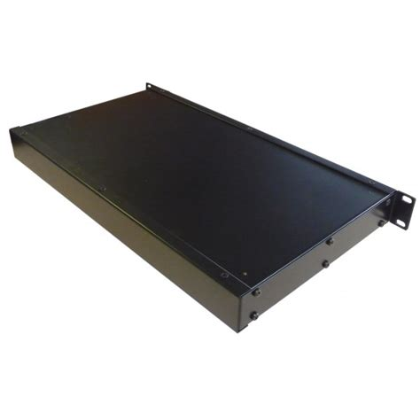 1u 19 inch rack mount 250mm enclosure chassis
