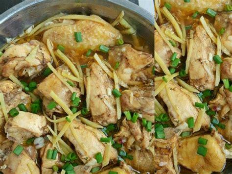 Hidangan Daging Serba Tim Kukus ringkas tapi cukup menyelerakan resipi ayam kukus halia sesuai untuk satu keluarga rasa