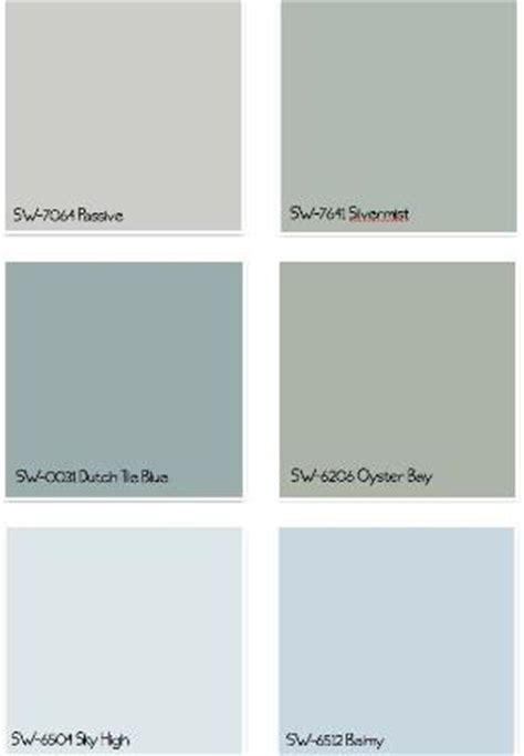 paint color sherwin williams sea designers favorite paint colors sea salt sw 6204