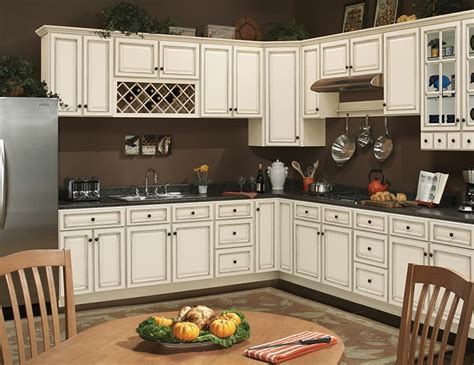 ivory kitchen cabinets with glaze quicua