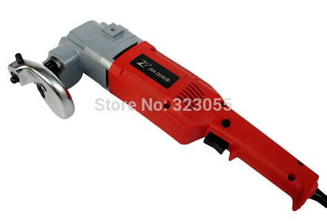 Steel Cutters Metal Cutting by Heavy Duty 750w Power Electric Metal Cutting Shear Tool Stainless Steel Snip Cutter Diy On