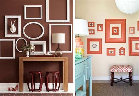 decorar con marcos vacios 10 formas 10 ideas para decorar tu hogar con marcos de escayola