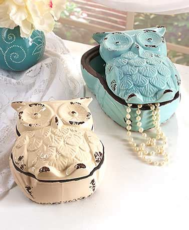 zakka home decor ceramic artificial owl home decoration ceramic owl decorative boxes the lakeside collection