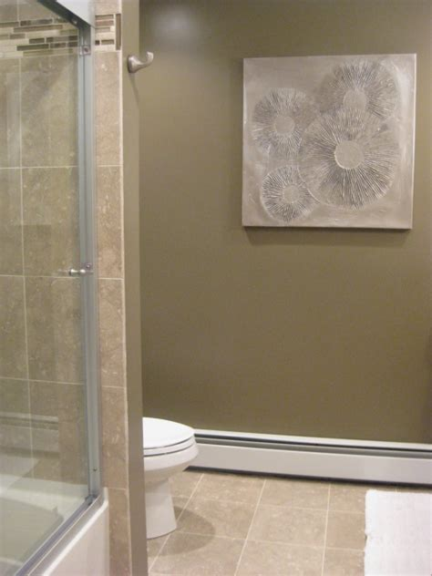 paint idea the color is a behr paint called indian home brown bathroom colors