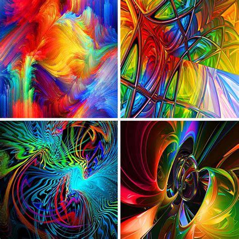 imagenes abstractas surrealistas abstractos lienzo lienzograf 237 as 60x90 cuadros impresi 243 n