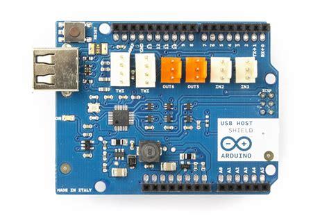 Tutorial Arduino Usb Host Shield | arduino arduinousbhostshield