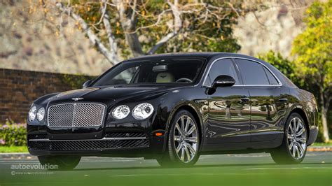 bentley continental flying spur blue 2014 bentley flying spur review autoevolution