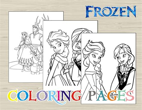 frozen coloring book pdf disney frozen coloring pages frozen coloring book