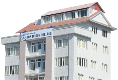 College Nepal Mba by Kathmandu Don Bosco College Lazimpat Kathmandu