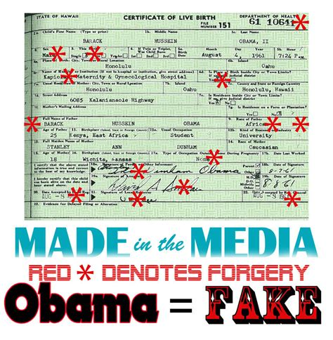 full birth certificate northtonshire obama s birth certificate the simple analysis tea