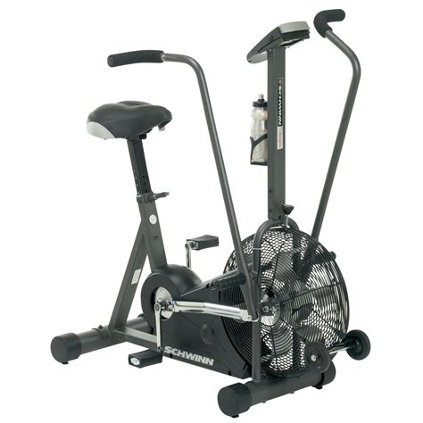 schwinn exercise bike with fan cardio golf training equipment