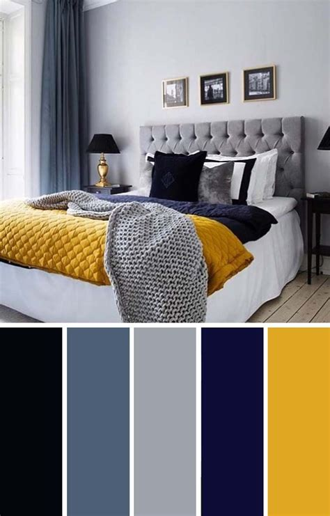 beautiful bedroom color schemes color chart included