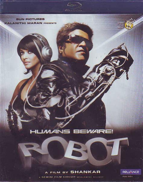 film of robot in hindi hindi movie robot blu ray