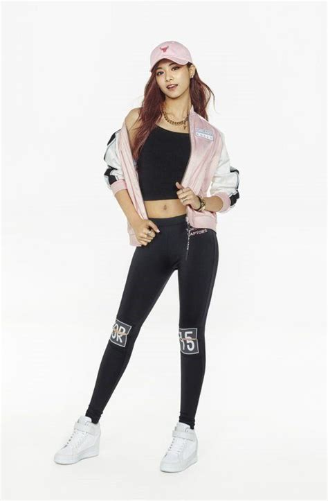 jype hottest idols pose in sporty hip hop fashion for