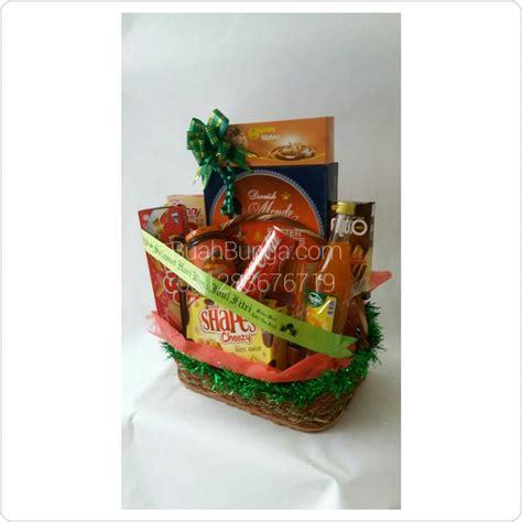 Keranjang Parcel Di Bekasi jual parcel lebaran makanan di jatisurna bekasi 081283676719 kode pl 02 buahbunga