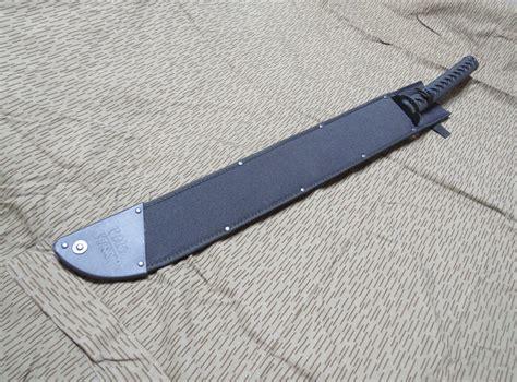 cold steel katana cold steel tactical katana machete 24 inch 1055 blade