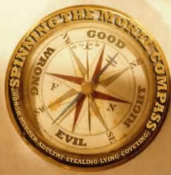 no moral compass ellen s little visits with god