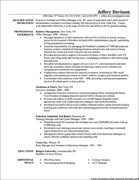 office administration resume template admin resume sle colomb christopherbathum co