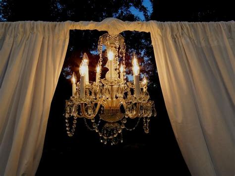 Wedding Backdrop With Chandelier by Wedding Backdrop Chandelier It S Personal
