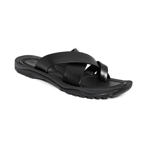 kenneth cole reaction shoes for kenneth cole reaction windfall sandals in black for lyst