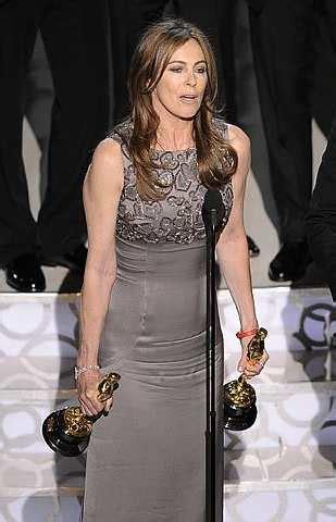 anugerah film terbaik oscar 2010 kathryn bigelow ketepikan bekas suami james cameron di
