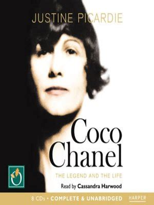 coco chanel biography free ebook coco chanel by justine picardie 183 overdrive rakuten