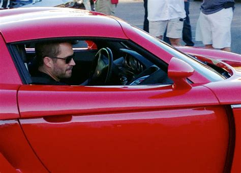 paul walker blue porsche porsche claims paul walker s carrera gt crash was the