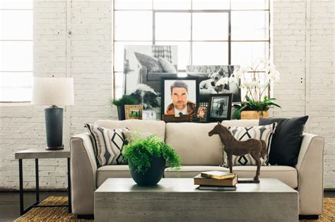 decorating behind couch decorate behind the sofa digital originals hgtv