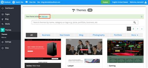 Membuat Website Di Zyro   cara membuat website di website builder idcloudhost