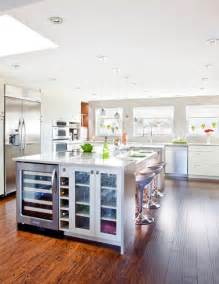 Contemporary kitchen by montreal architects amp building designers toc