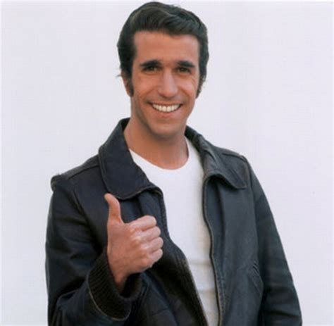 the fonz hairstyle boggart abroad happy days are here again potential new