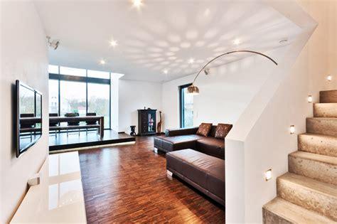 wohnzimmer neubau neubau einfamilienhaus heppenheim