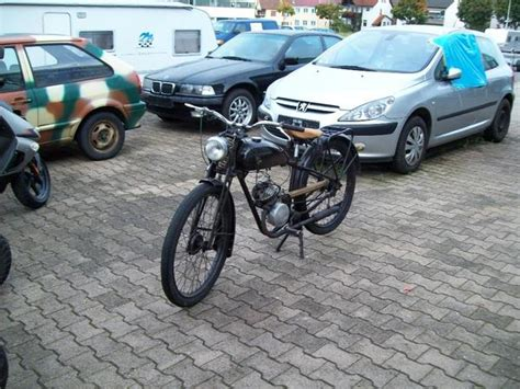 Sachs Motor 98 Ccm Kaufen by Falter 98ccm Sachs Motor Voll Fahrbereit Baujahr 1949 In