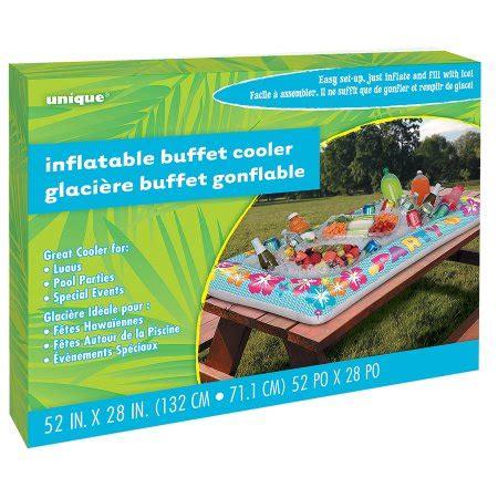 summer party inflatable buffet cooler 52 quot x 28 quot walmart com