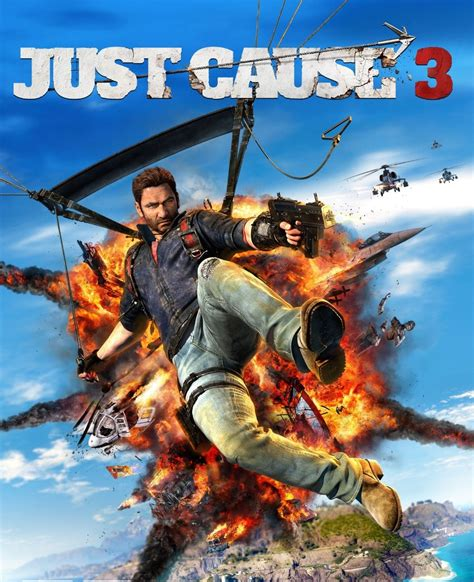 With Just Cause just cause 3 the bore the bore