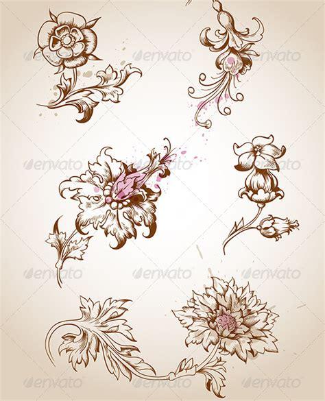 victorian designs victorian flower pattern 187 dondrup com