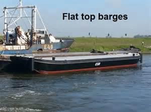 Flat For Sale Flat Top Barges Quot Several Deckships Dekshuits Are