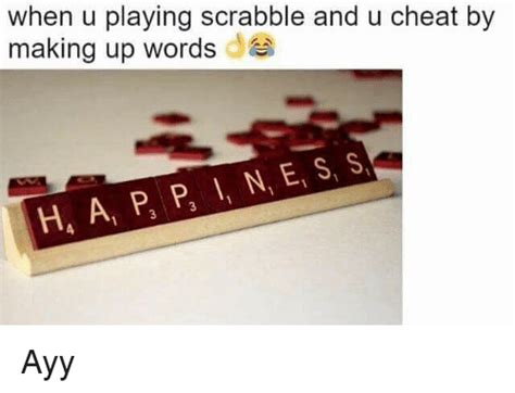 is ai a word in scrabble 25 best memes about scrabble scrabble memes